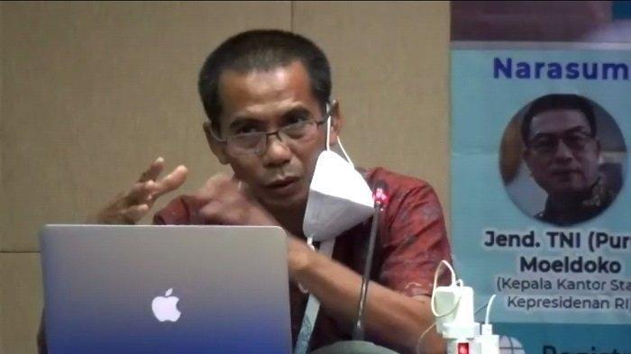 Di Hari Pers Nasional 2021, Dahlan Dahi Bicara soal Relevansi Media dari Masa ke Masa