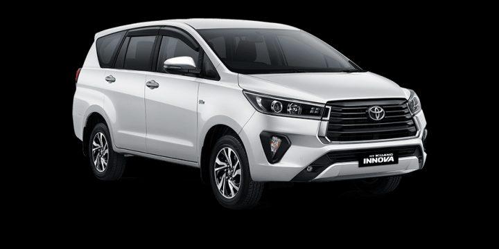Dimensi Mobil Bekas Toyota Innova